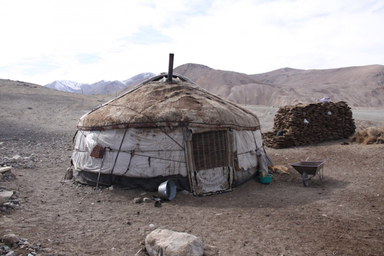 THE PAMIRS 2011