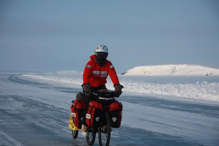 CANADIAN ARCTIC ICE ROADS 2009